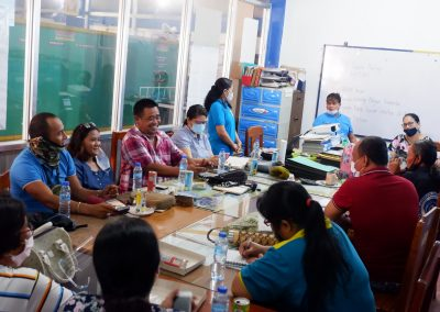 Presentation of Phase 1 Report | Brgy. Council, Brgy. Sta. Lourdes