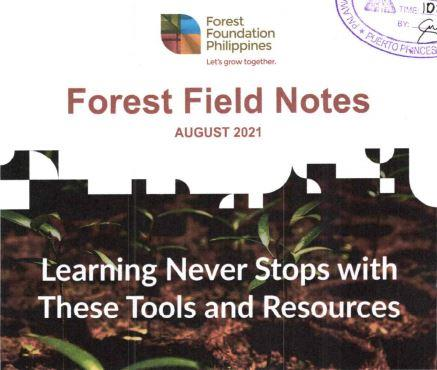Forest Field Notes