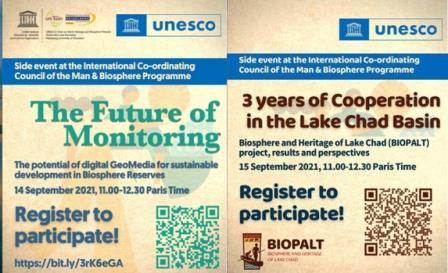 Side Event At The International Co-ordinating Council of The Man & Biosphere Programme
