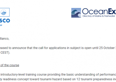 Tsunami Ready Training Course